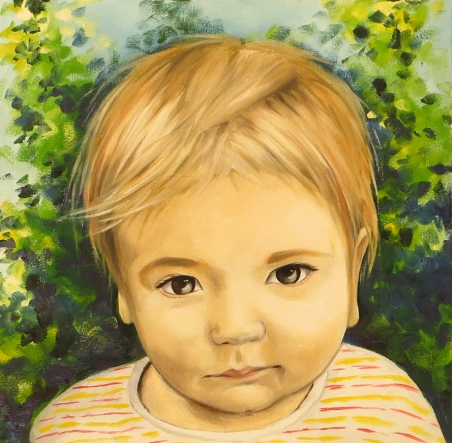 Portrait of Henry
