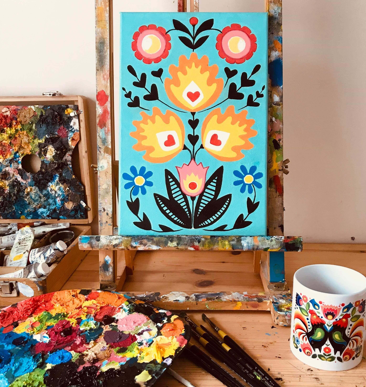 Part of my studio